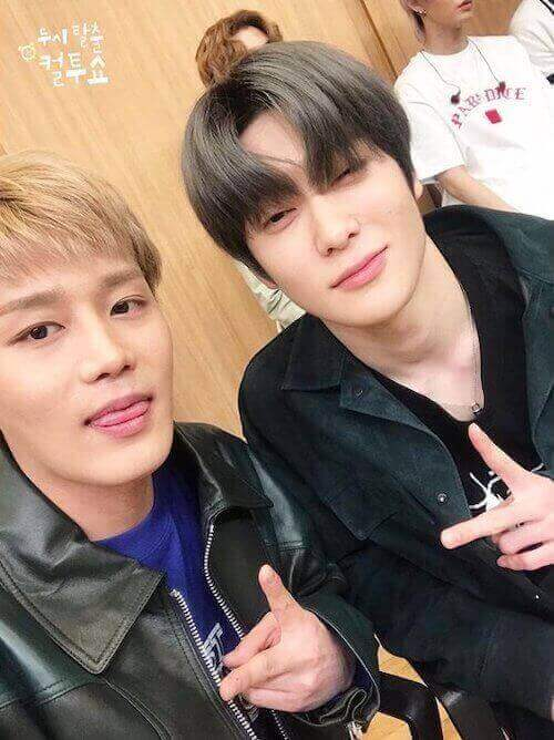nct127 テイル ジェヒョン 画像