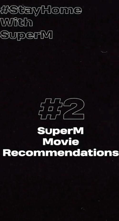 superm テン おすすめ 映画