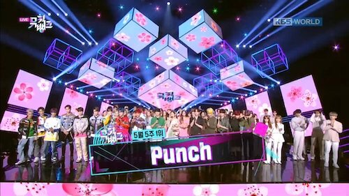 nct127 punch