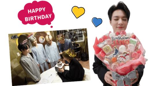 nctdream ジェノの誕生日をお祝いするメンバー達♡