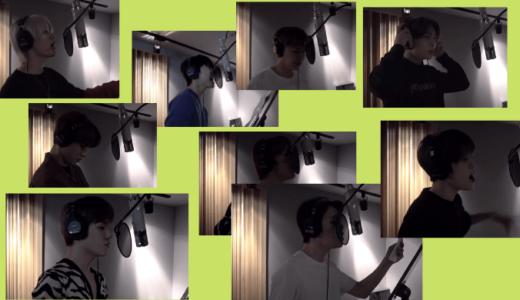 nct127 『Punch』メンバー別レコーディング風景まとめ