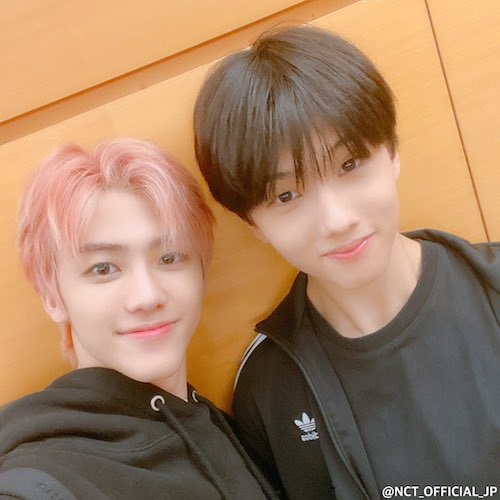 nctdream チソン ジェミン 画像
