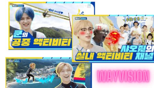 WayV 彼らが作るチャンネル『WayVision』のティーザー動画が公開!愉快すぎるw w w