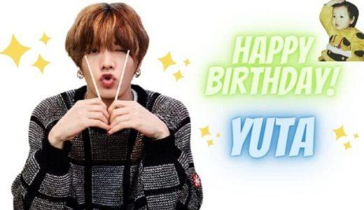 NCT 今日はユウタのお誕生日!HAPPY BIRTDAY★