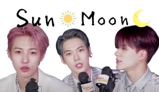 NCT2020 ついにSun&Moonにもゲスト出演するオサズw w w