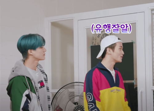nctdream ジェノ マーク nct2020