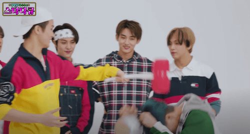 nct2020 nctu ジェノ マーク