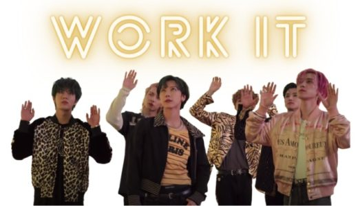 NCT U『Work It』1秒にすらこだわりが詰まったMVビハインド♬