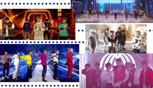 NCT U『Misfit』『From Home』『Work It』『90's Love』『 무대로 (Déjà Vu;舞代路)』【NCT WORLD 2.0 動画】