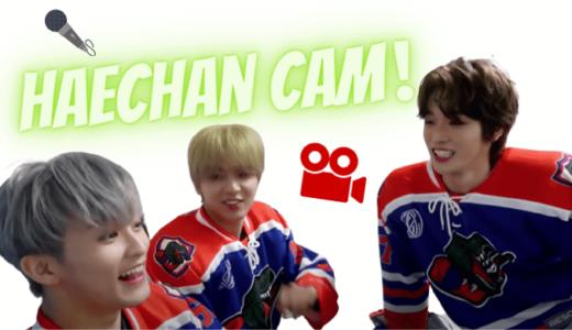 NCT U ヘチャンカメラに出演するソンチャンとマークがかわいい♡「一番気遣ってくれたヒョンは??」