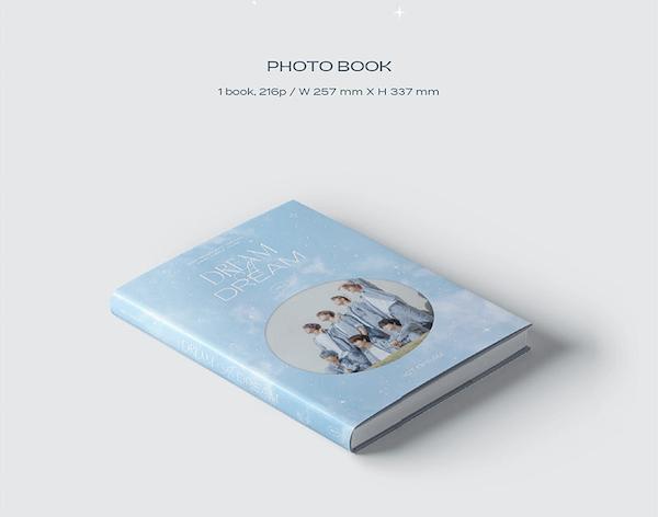 nctdream photobook