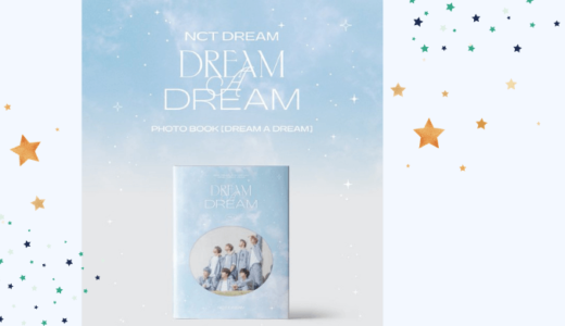 nctdream フォトブック『DREAM A DREAM』詳細が公開♡