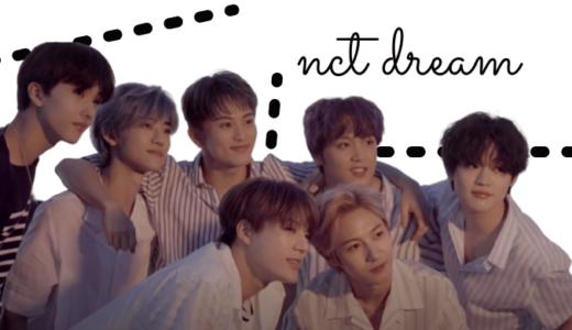 "nctdream ""忘れられない思い出""『DREAM A DREAM』撮影ビハインド♬"