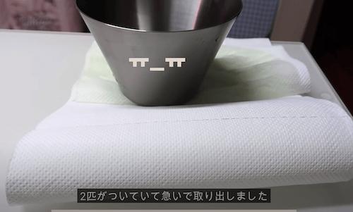 nct127 テヨンの水槽の魚