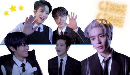 NCT127『gimme gimme』MV撮影ビハインド動画公開♬