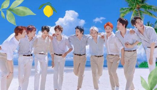 NCT127 レモンのようにフレッシュな爽やか写真集の贈呈イベント!4月28日(水)00:00〜