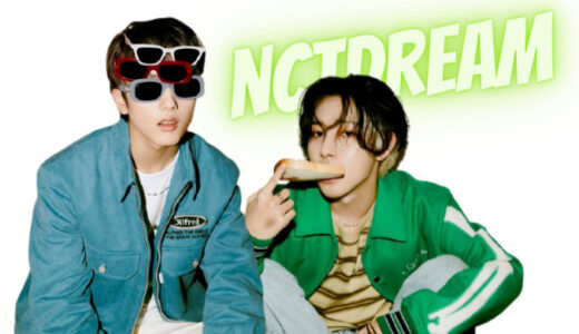nctdream 正規第1集アルバム『맛 (Hot Sauce)』Boring Jalapeño ロンジュン&チソンが公開♬