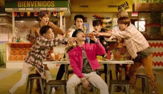 nctdream『'맛 (Hot Sauce)' 』MVフルが公開!絶対に期待を裏切らない7つの個性【画像/動画】