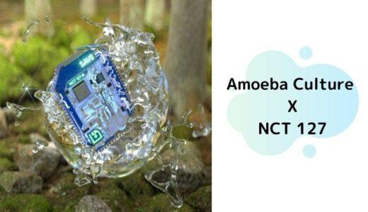 Amoeba Culture「Save」プロジェクトでNCT127とコラボ