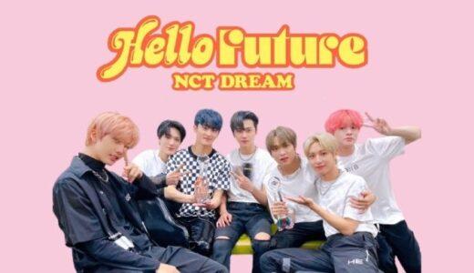 NCTDREAM  The 1st Album Repackage『Hello Future』のオープニングポスターが公開♡