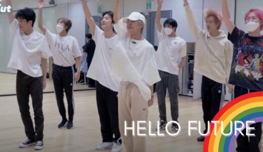 NCTDREAM 『Hello Future』ダンスプラクティスビハインド公開💚練習が大変ながらも最高に楽しそうw w w