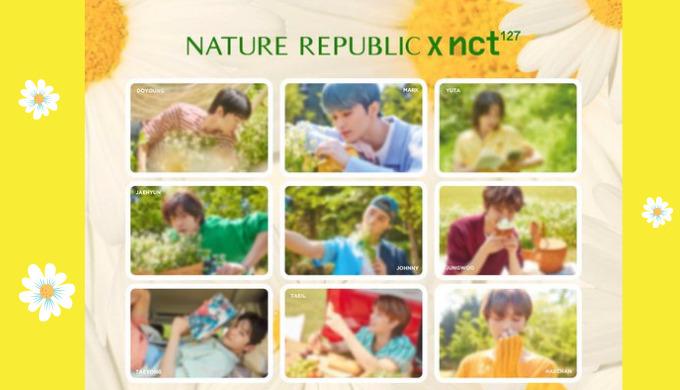 nature republic nct127
