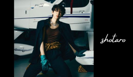 NCT ショウタロウ × VOGUE KOREA 先行カット公開♡タロの着実な成長!最高だよあんたァ!