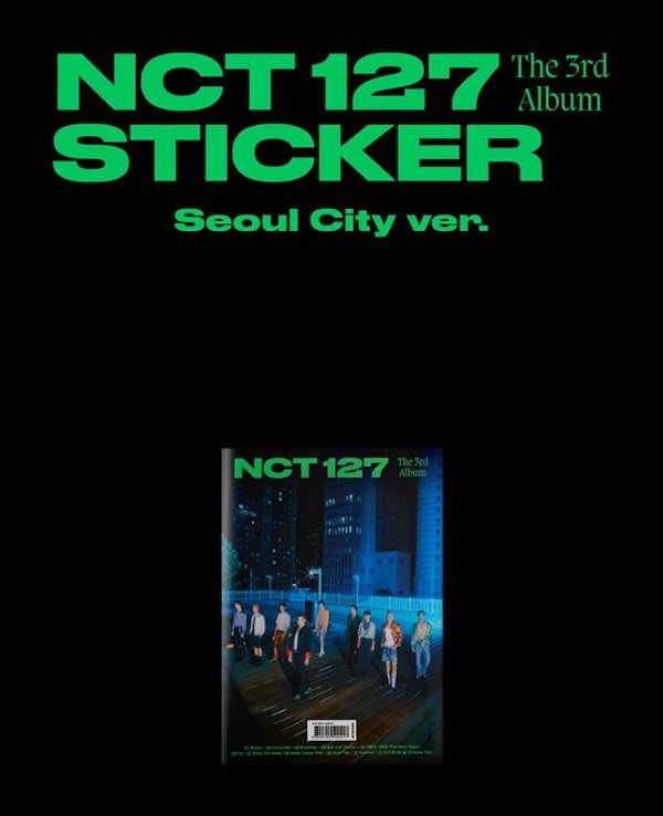 nct127 sticker