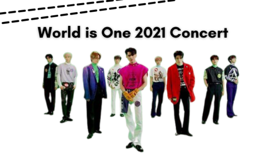 NCT127 10月30日『World is One 2021 Concert』出演決定♬